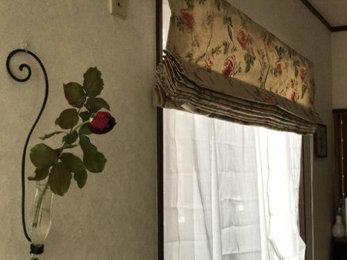 バラ好きのお客様にバラの提案